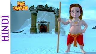 getlinkyoutube.com-Bal Ganesh - Ganesh The Elephant Headed God - Indian Mythology stories