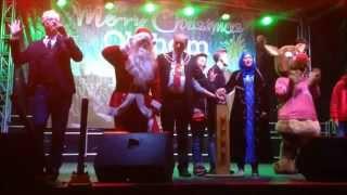 getlinkyoutube.com-Bars and Melody: Oldham Christmas Lights (16/11/14)