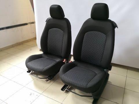 FPNT-1 - Fiat Punto - передние откидные сиденья