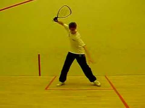 My Racquetball Forehand