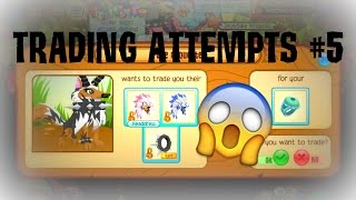 getlinkyoutube.com-Animal Jam Trading Attempts: GLITCHED RING!