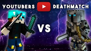 getlinkyoutube.com-THEDIAMONDMINECART VS POPULARMMOS  - Ultimate YouTubers Deathmatch #3