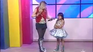 getlinkyoutube.com-Pra ver se cola Larissa Manoela e Trem da alegria