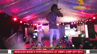 getlinkyoutube.com-WIZKID AND REEKADO BANKS' PERFORMANCE AT JIMMYS JUMP OFF 2015