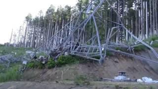 getlinkyoutube.com-540' Self-Support Tower knock down