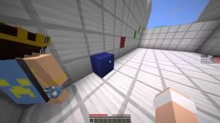 getlinkyoutube.com-MİNECRAFT EĞLENCELİ PARKUR #2: w/Minecraft Evi , Ozan Berkil , Wolvoroth