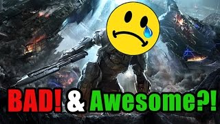 Why is Halo 4's Campaign SO BAD?! And... AWESOME??