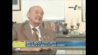 Padre Quevedo fala sobre a maçonaria
