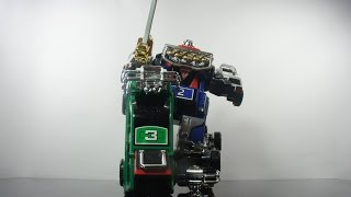 getlinkyoutube.com-[ Mechavn ] Review : RV Robo / Turbo Megazord