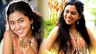 getlinkyoutube.com-UNSEEN Mrunmayee Deshpande Haldi & Mehendi Ceremony Pictures | Marathi Entertainment