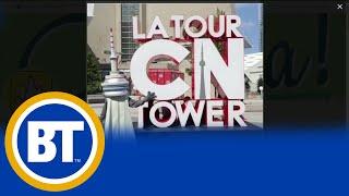 CN Tower mascot named 'Towery' gets slammed on social media