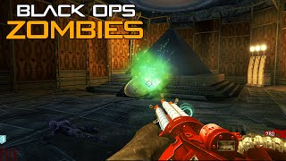 getlinkyoutube.com-RAY GUN DEATH MACHINE - Black Ops Zombies Gameplay (BO Zombies Mod)
