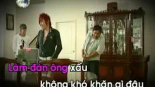 getlinkyoutube.com-Tai Em Ma Anh Lam Dan Ong Xau- Lam Chan Khang Karaoke