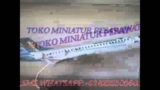 getlinkyoutube.com-Toko Miniatur pesawat