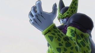 getlinkyoutube.com-Dragonball Z Ultimate Tenkaichi Mod - Cell vs Krillin's Ultimate Transformation!
