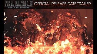 Final Fantasy XV - Megjelenési Dátum Trailer