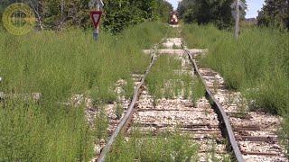 getlinkyoutube.com-World's Worst Railroad Tracks (2016 Update)