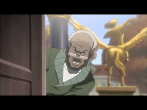 The Boondocks - Eff Granddad (Full HD Uncut Uncensored Music Video)