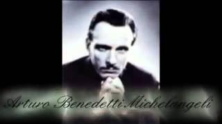 getlinkyoutube.com-BACH/BUSONI - CIACCONA - Piano: Arturo Benedetti MICHELANGELI
