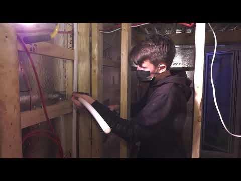 Atelier de plomberie pour les participants de la Fabrique atypique