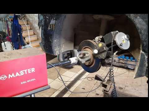 Проточка тормозных дисков Hyundai i40