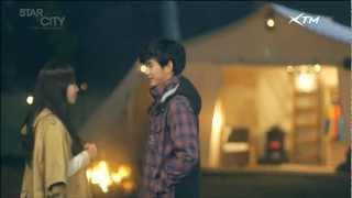 getlinkyoutube.com-[HD] 120901 Suzy & Kim Soo Hyun - Bean Pole Outdoor CF @ XTM STAR'N The CITY