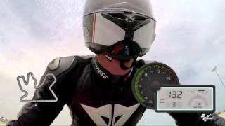 getlinkyoutube.com-GoPro: Round 1 Qatar Dylan Gray Track Preview MotoGP 2015