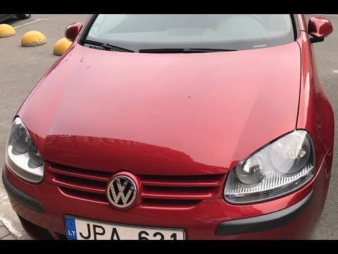 VW Golf 5 Передняя дверь, стеклоподъемник.
