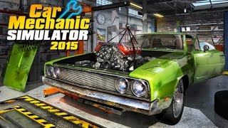 getlinkyoutube.com-Car Mechanic Simulator 2015 | Gameplay