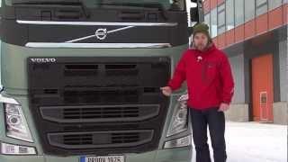 Volvo FH Globetrotter - prezentacja