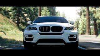 getlinkyoutube.com-BMW X6 M Mountain Cruise - The Crew