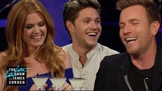 Spill Your Guts or Fill Your Guts w/ Niall Horan, Ewan McGregor & Isla Fisher width=