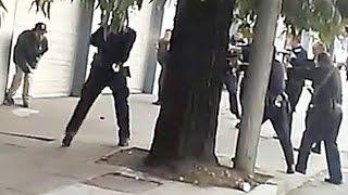 getlinkyoutube.com-US Police Vs. Good Police: A Comparison