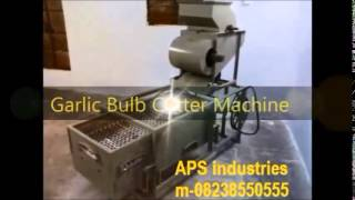 getlinkyoutube.com-dry garlic peeling machine price in india