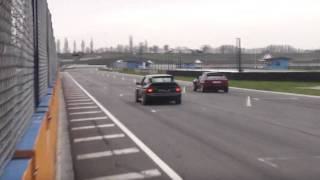 Oppliger Motorsport escort cosworth power drag race 14