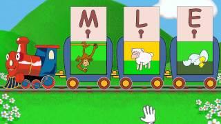 getlinkyoutube.com-Reader Rabbit Toddler - Part 9: Alphabet Express