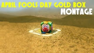getlinkyoutube.com-April Fools Day Super Gold Box Montage!