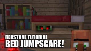getlinkyoutube.com-Minecraft: Bed Jump Scare!