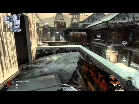 COD Black Ops - Escalation Map Pack Preview of Stockpile