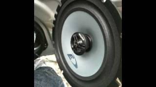 getlinkyoutube.com-Alpine 17cm Door Speaker Test