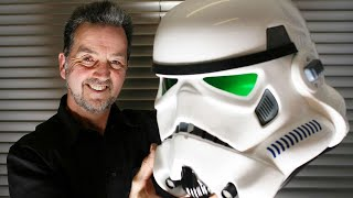 getlinkyoutube.com-STAR WARS: The Making of the Stormtrooper, Andrew Ainsworth, Little White Lies Artifacts No. 4