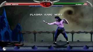 getlinkyoutube.com-MK Chaotic gameplay #40 - Plasma Kang