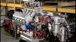 getlinkyoutube.com-SONNY'S RACING - Home of the World's First 1000ci Drag Race Engine