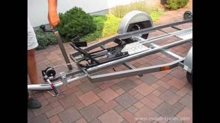 getlinkyoutube.com-www.motor-trailer.com  Motorcycle Trailer,  Motorrad-Anhänger, Motor Trailer,