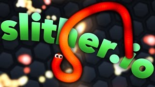 getlinkyoutube.com-VICTORY IS MINE! | Slither.io #2