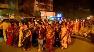 getlinkyoutube.com-Sharmila Vahini Bhiwandi Rally - Umedwar Suresh Mhatre