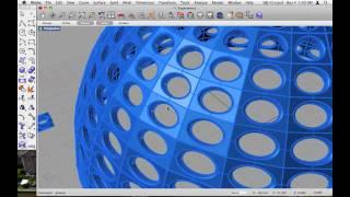 getlinkyoutube.com-Experimenting Rhino Panelling Tools