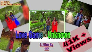 Love Game -Unknown | Kannada Short Film | By GD | From GG Movies