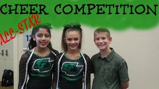 ALL STAR JAMFEST CHEERLEADING COMPETITION!
