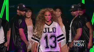 Jennifer Lopez - Pre-Super Bowl's Dance Medley #JLoNow